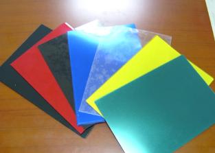 中山PVC片